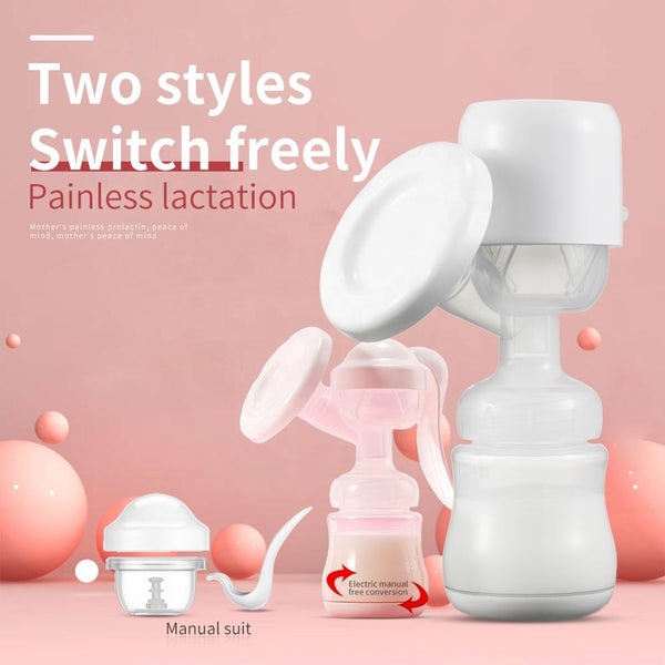 V-Coool Electric and Manual Breastpump
