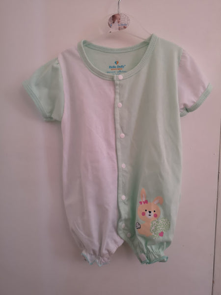 Newborn Infants Wear Romper
