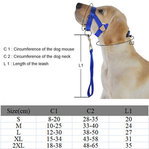 Halti Training Head Dog Collar