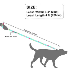Load image into Gallery viewer, Colorful Dog Leashes