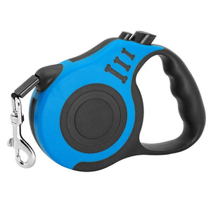 Retractable Dog Leash Automatic 3M/5M Flexible