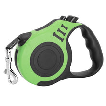 Load image into Gallery viewer, Retractable Dog Leash Automatic 3M/5M Flexible