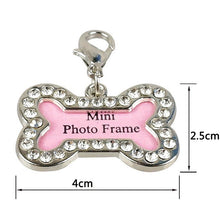 Load image into Gallery viewer, Fashion Silver Bone Heart Collar