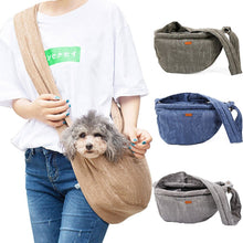 Load image into Gallery viewer, Tote Shoulder Bag Dog Backpack