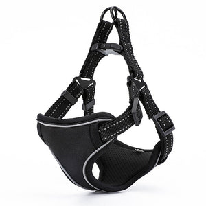 Reflective Sport Pet Dog Harness
