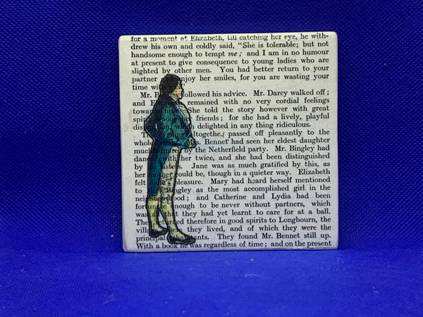 Pride & Prejudice Book Coasters
