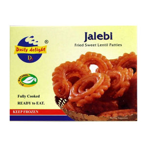 Daily Delight Jalebi Red 227g