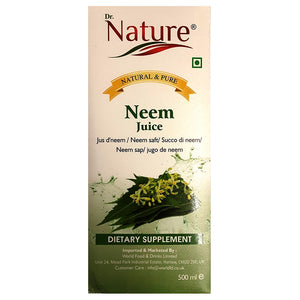 Dr Nature Neem Juice 500ml