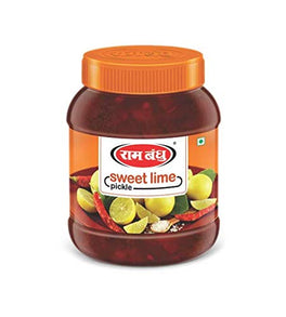 Ram Bandhu Sweet Lime Pickle 350g