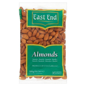East End Almonds 300g