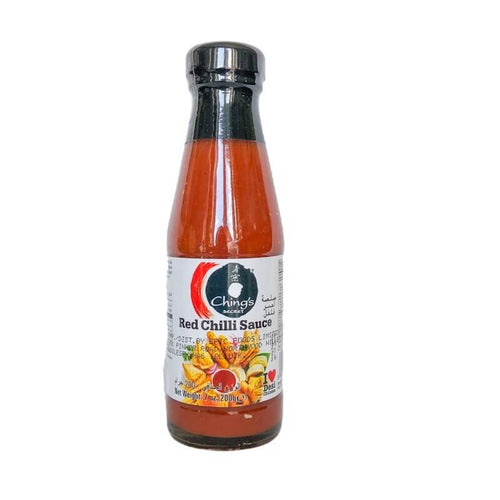 Chings Red Chilli Sauce 190g