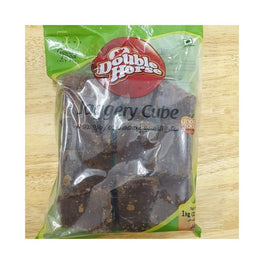 Double Horse Jaggery Cubes 500g