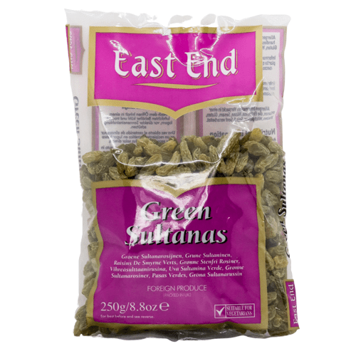 East End Green Sultana (Raisins)
