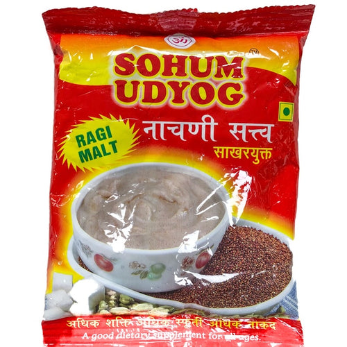 Sohum Ragi Malt With Sugar 200g