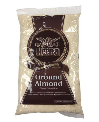 Heera Ground Almond (Almond Powder) 300g