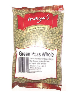 Maya Green Peas Whole