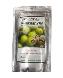 Patanjali Amla (Indian Goosberry) Chatpatta Candy