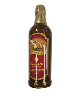 Shankar Mustard Oil Extra Virgin