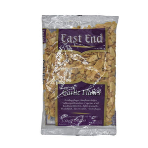 East End Garlic Flakes 200g