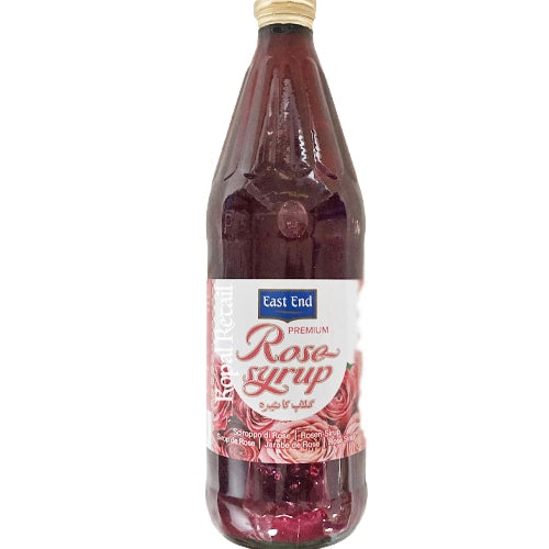 East End Rose Syrup 725ml