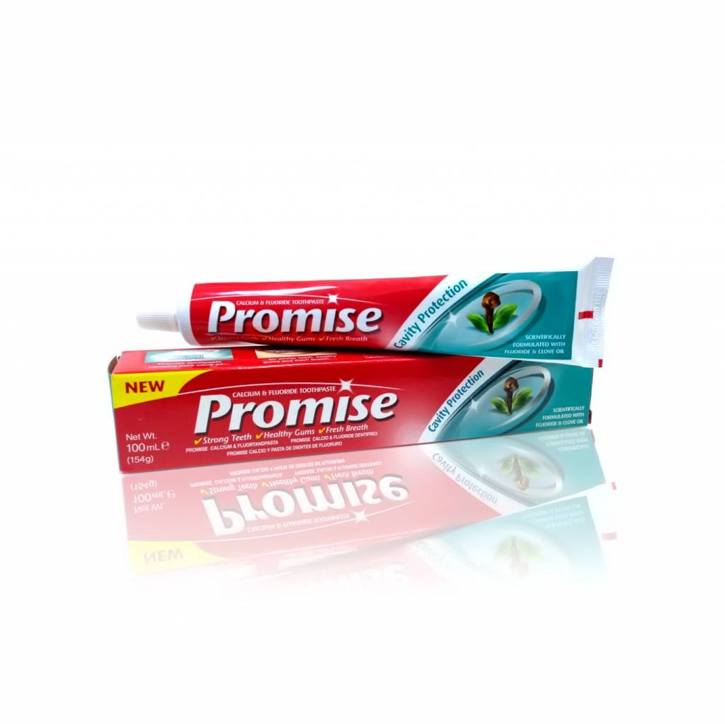 Promise Toothpaste with Clove Oil 100ml