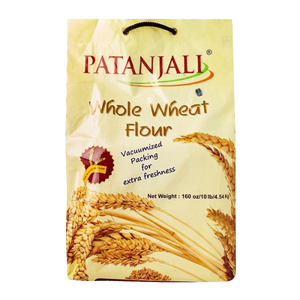 Patanjali Whole Wheat Atta 4.54Kg