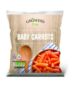 Growers Pride Baby Carrots 450g