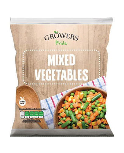 Growers Pride Mixed Vegetables 450g