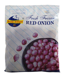 Daily Delight Frozen Red Onion 454g