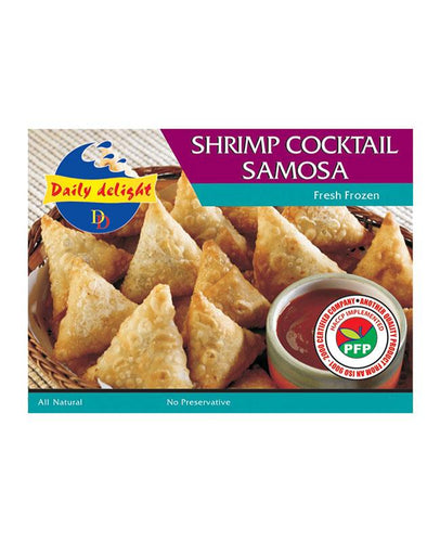 Daily Delight Vegetable Cocktail Samosa 300g