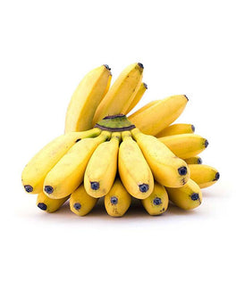 Yellow Small Banana (Poovan Pazham)