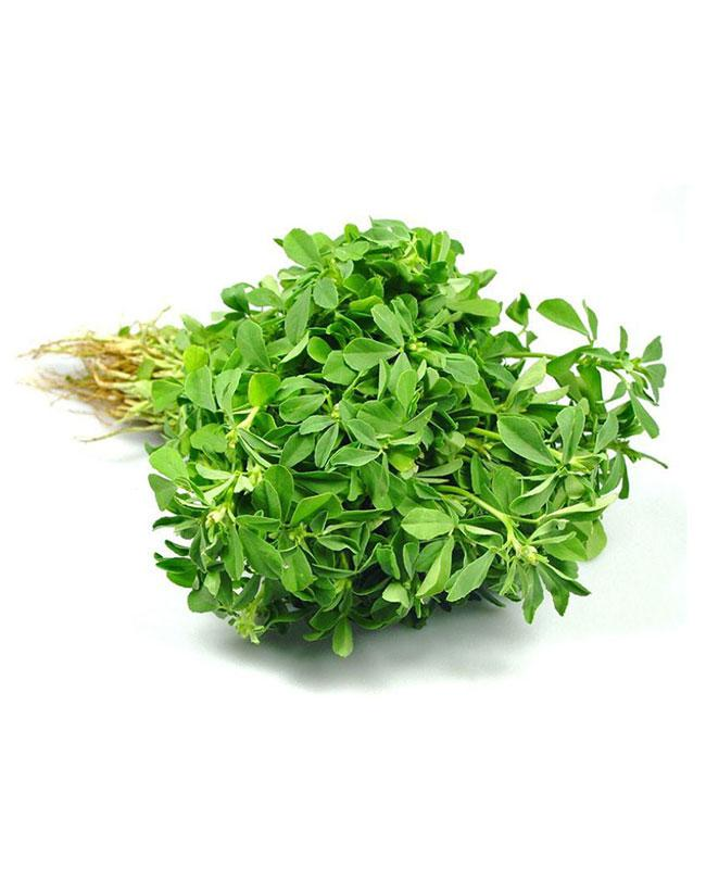 Methi (Fenugreek) Leaves