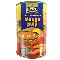 Load image into Gallery viewer, Natco Alphonso Mango Pulp 850g