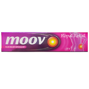 Moov Pain Relief 50g
