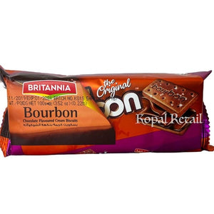 Britannia Cream Treat Bourbon