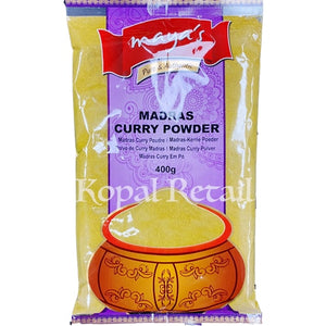 Maya Madras Curry Powder 400g