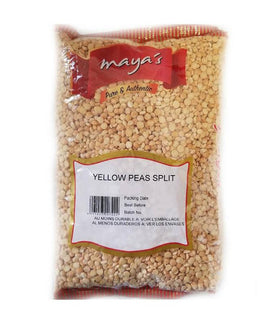 Maya Yellow Peas Whole
