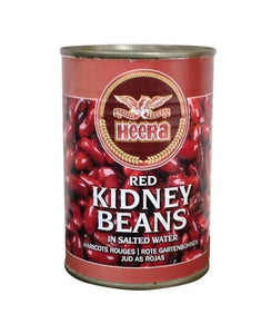 Heera Boiled Red Kidney Beans 400g