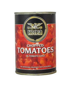 Heera Chopped Tomatoes In Tomato Juice 400g