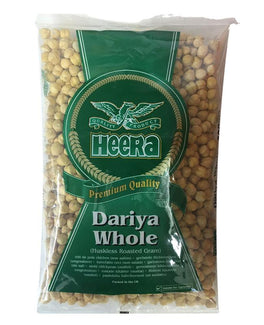 Heera Dariya Whole (Huskless Roasted Gram) 300g