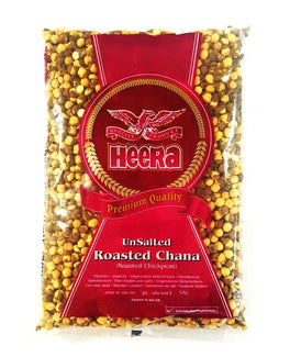 Heera Roasted Chana - Unsalted 300g
