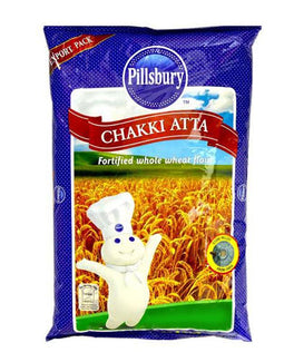 Pillsbury Chakki Atta (One Per Order Please)