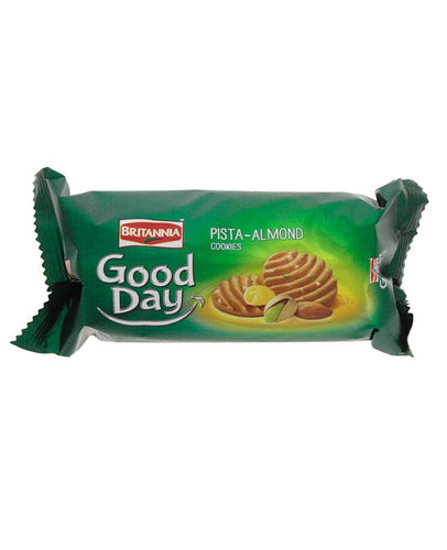 Britannia Good Day Pista Almond Cookies