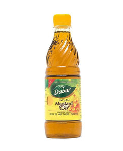 Dabur Pure Mustard Oil 500 ml