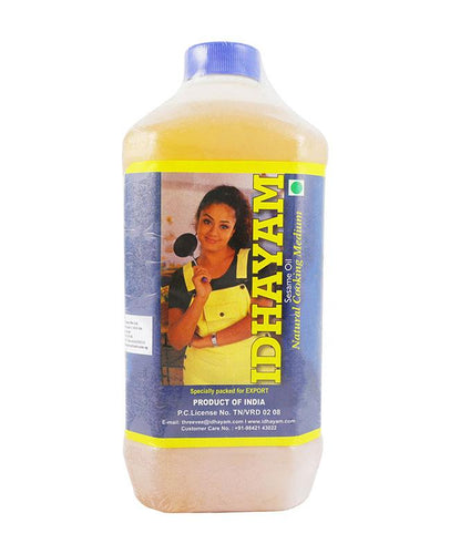 Idhayam Oil (Gingelly Oil)
