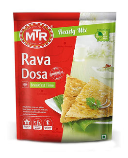 MTR Rava Dosa Mix (Wheat Cream Pancake Mix) 500g