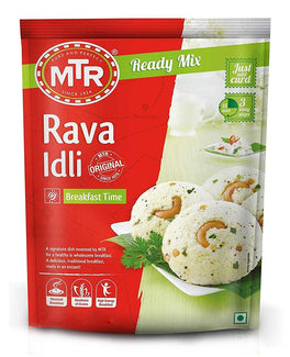 MTR Rava Idli Mix (Wheat Cake Mix) 500gm