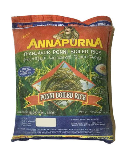 Annapurna Ponni Boiled Rice