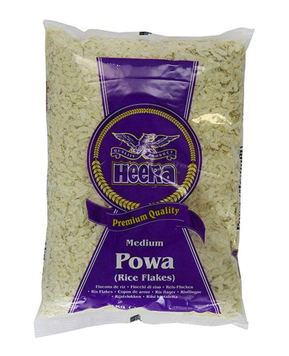 Heera Medium Powa (Rice Flakes) 1Kg