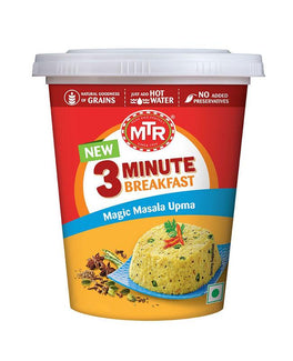MTR 3 Minute Breakfast Cuppa Magic Masala Upma 80g
